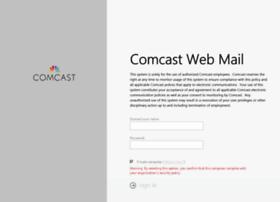 Webmail.comcast.com thumbnail