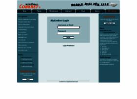 mail web de login