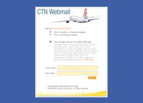 Webmail.croatiaairlines.hr thumbnail