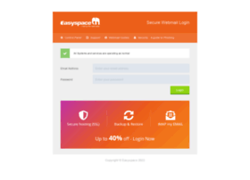 Webmail.easyspace.com thumbnail