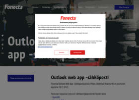 Webmail.fonecta.fi thumbnail