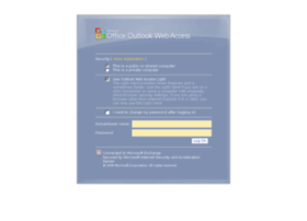 Webmail.gov.tt thumbnail