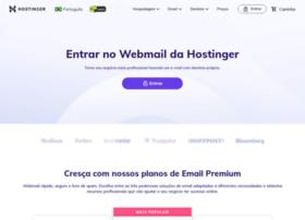 Webmail.hostinger.com.br thumbnail