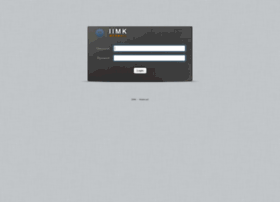 Webmail.iimk.ac.in thumbnail