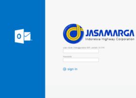 Webmail.jasamarga.co.id thumbnail