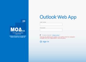 Webmail.mou.gr thumbnail