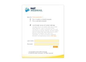 Webmail.nestgroup.net thumbnail