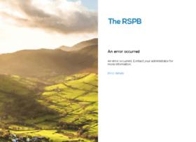 Webmail.rspb.org.uk thumbnail