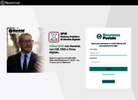 Webmail.sicurezzapostale.it thumbnail