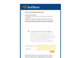 Webmail.suntrust.com thumbnail