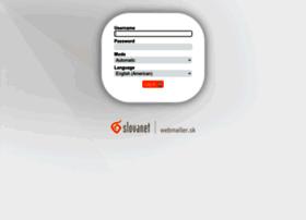 Webmailer.sk thumbnail