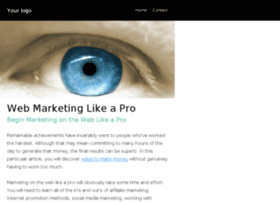 Webmarketing.likeapro.me thumbnail