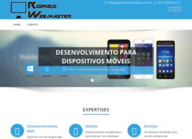 Webmasterrodrigo.com.br thumbnail