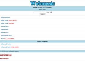 Webmusic.com.co thumbnail