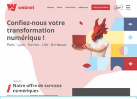 Webnet.fr thumbnail