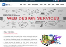 Webnettechnologies.in thumbnail