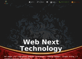 Webnexttechnology.co.in thumbnail