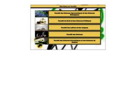 Webnotes.ummto.dz thumbnail