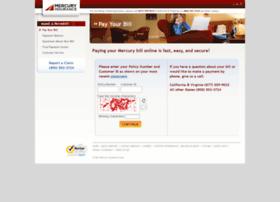 Webpay.mercuryinsurance.com thumbnail