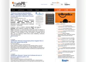 Webpr.ro thumbnail