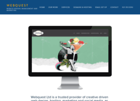 Webquest.co.nz thumbnail
