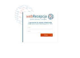 Webrecepcja.pl thumbnail