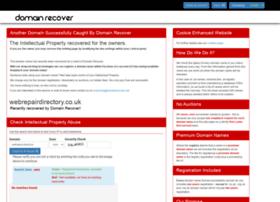 Webrepairdirectory.co.uk thumbnail