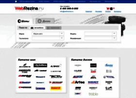 Webrezina.ru thumbnail