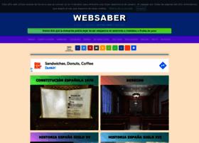 Websaber.es thumbnail