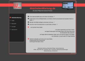 Webseitenwartung.de thumbnail