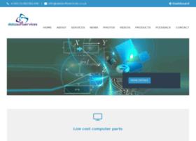 Webshop.datasoftservices.co.uk thumbnail