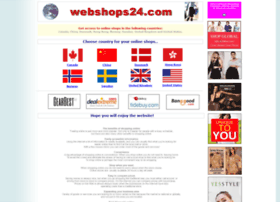 Webshops24.com thumbnail