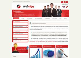 Websign.pl thumbnail