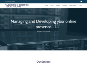 Website-hosting.solutions thumbnail
