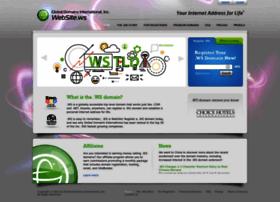Website.ws thumbnail