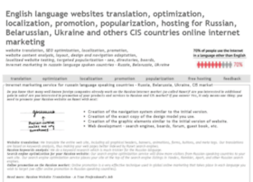 Websitelocalization.ru thumbnail