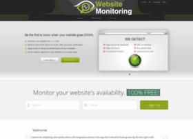 Websitemonitoring.org thumbnail