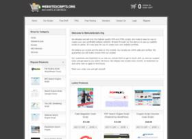 Websitescripts.org thumbnail
