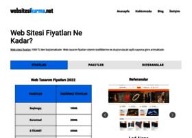 Websitesikurma.net thumbnail