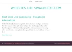 Websiteslikeswagbucks.com thumbnail