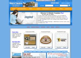 Websitetemplates-plus.com thumbnail