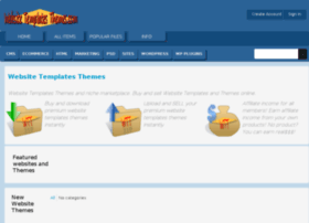 Websitetemplatesthemes.com thumbnail