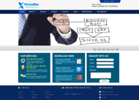 Websoftex.in thumbnail