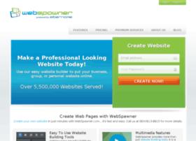Webspawner.com thumbnail