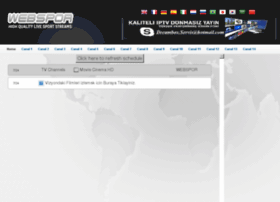 Webspor.tv thumbnail