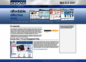 Webstoredesigner.com thumbnail