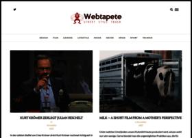 Webtapete.de thumbnail