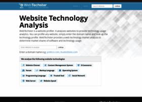 Webtechster.com thumbnail