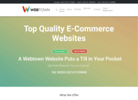Webtown.ie thumbnail