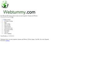 Webtummy.com thumbnail